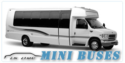 Mini Bus rental in Vancouver, BC